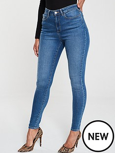 v-by-very-florence-high-rise-skinny-jeans--nbspmid-wash