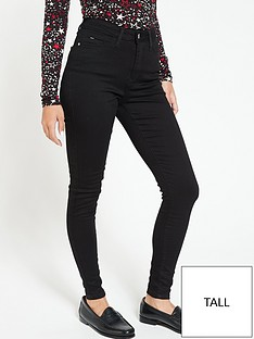 v-by-very-valuenbsptall-florence-high-rise-skinny-jeans-black