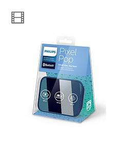philips-splash-proof-wireless-portable-bluetooth-speaker-blue