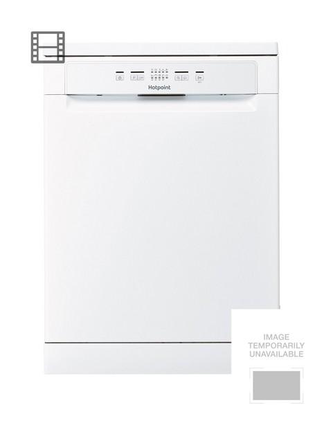 hotpoint-hfe2b26cnuk-full-size-14-place-dishwasher-with-quick-wash-white
