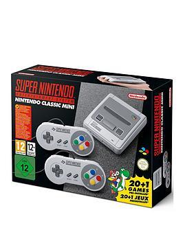 nintendo-classic-mini-super-nintendo-entertainment-system
