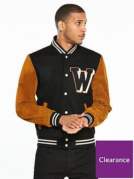 wrangler-suede-baseball-jacket