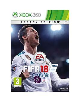 Xbox 360 Fifa 18  Xbox 360