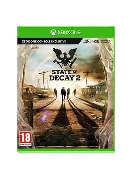 Xbox One Xbox One State Of Decay 2 Picture