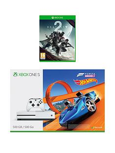 xbox-one-s-500gb-console-and-forza-horizon-3-hot-wheels-destiny-2