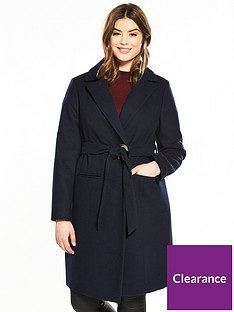 v-by-very-curve-eyelet-detail-coat
