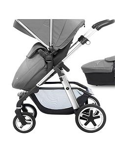 silver-cross-pioneer-chrome-pram-and-pushchair