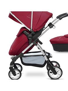 silver-cross-wayfarer-chrome-pram-and-pushchair