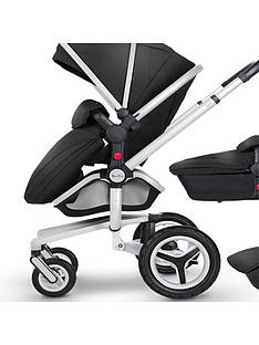 silver-cross-silver-cross-surf-3-chrome-complete-travel-system-and-simplifix-base