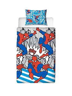 marvel-ultimate-spiderman-pop-art-single-duvet-cover-set