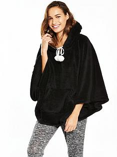 v-by-very-lounge-fleece-pom-pom-poncho