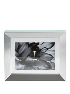 green-amp-silver-photo-frame