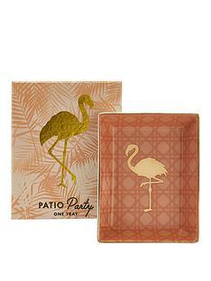 ceramic-flamingo-tray