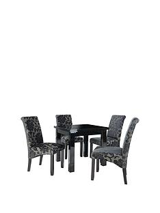 gloss-square-to-rectangle-80-160-cm-extending-dining-table-4-oxford-chairs