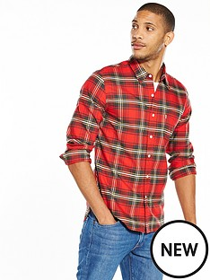 levis-sunset-1-pocket-checked-thermadapt-shirt