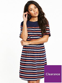 warehouse-stripe-dress