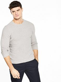 river-island-basket-stitch-jumper