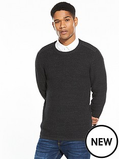 river-island-casual-rib-jumper