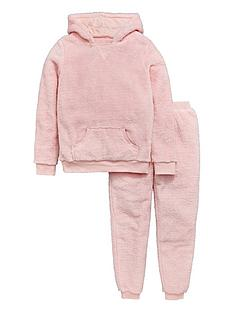 v-by-very-girls-pink-glitter-hooded-twosie
