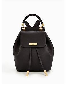 carvela-darla-backpack-black
