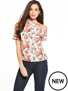 oasis-rose-halter-bardot-top