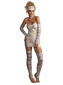 ladies-halloween-mummy-outfit