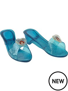 disney-princess-ariel-jelly-shoe