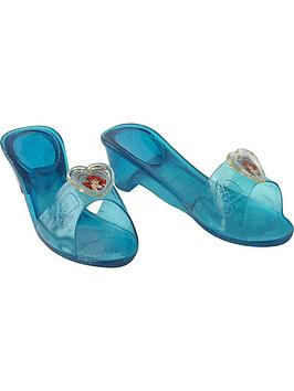 disney-princess-ariel-jelly-shoe