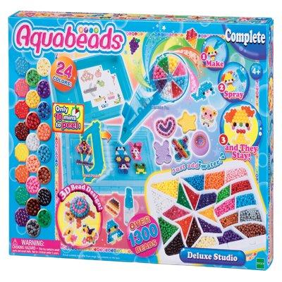 Compare prices for Aqua Beads Aquabeads Deluxe Studio New