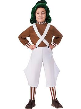 Very Childs Oompa Loompa Costume Picture