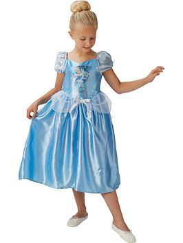 Disney Princess Disney Princess Fairytale Cinderella Childs Costume Picture