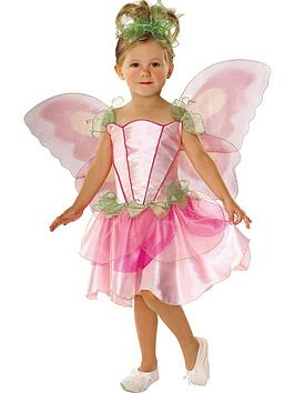 Very Childs Springtime Fairy Costume Picture