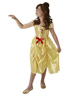 disney-princess-childs-fairytale-belle-childs-costume-with-free-book