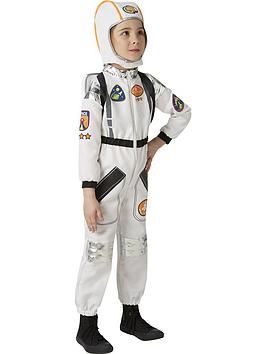 Very Childs Astronaut Costume Picture