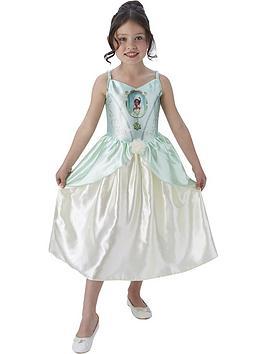 Disney Princess Disney Princess Fairytale Tiana Childs Costume Picture
