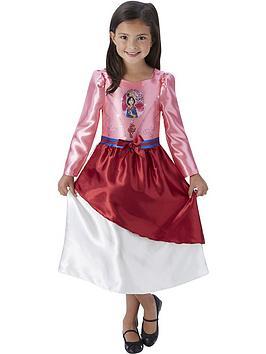 Disney Princess Disney Princess Fairytale Mulan Childs Costume Picture