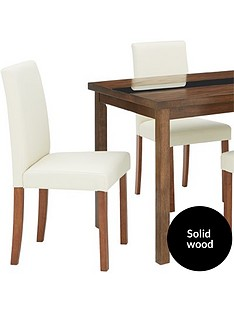 evelyn-120cm-solid-wood-and-glass-table-4-lucca-chairs