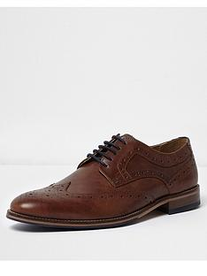 river-island-leather-brogue
