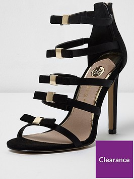river-island-bow-caged-shoe