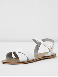 river-island-strappy-sandals