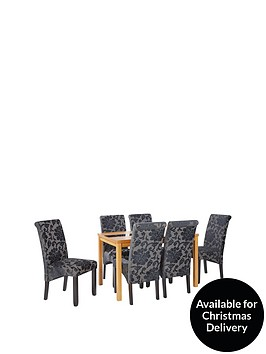 evelyn-120-cm-solid-wood-and-glass-dining-table-6-oxford-chairs