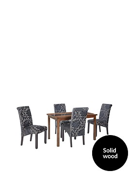 evelyn-120-cm-solid-wood-and-glass-dining-table-4-oxford-chairs