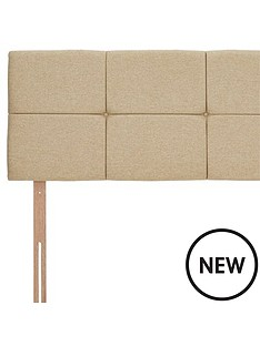 airsprung-riva-faux-wool-small-double-headboard