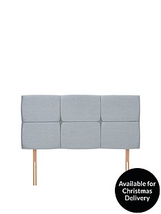 airsprung-riva-faux-wool-single-headboard