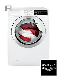 hoover-dynamic-nextnbspdxoa49c3-9kg-load-1400-spin-washing-machine-with-one-touch-whitechrome