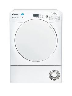 candy-smart-csc9lf-9kgnbspload-condenser-sensor-tumble-dryer-white