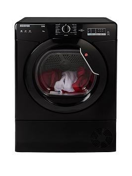 Hoover Hoover Link Hlc8Lgb 8Kg Condenser Sensor Tumble Dryer With One  ... Picture