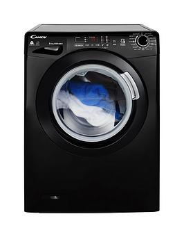 candy-gvsw485dcb-8kg-washnbsp5kg-dry-1400-spin-washer-dryer-with-smart-touch-black