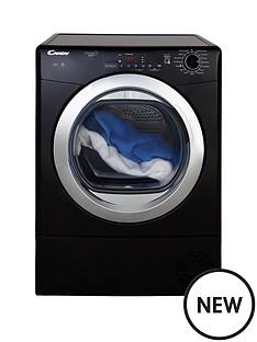 candy-grand-o-vita-smartnbspgvs-c9dcgb-9kgnbspcondenser-tumble-dryer-blackchrome