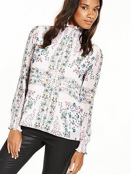 ted-baker-meranda-unity-floral-high-neck-blouse